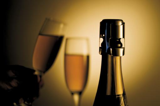 Relatiegeschenk Wijn en Champagne set bedrukken