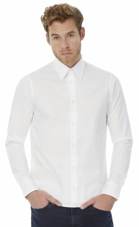 Relatiegeschenk B&C overhemd London