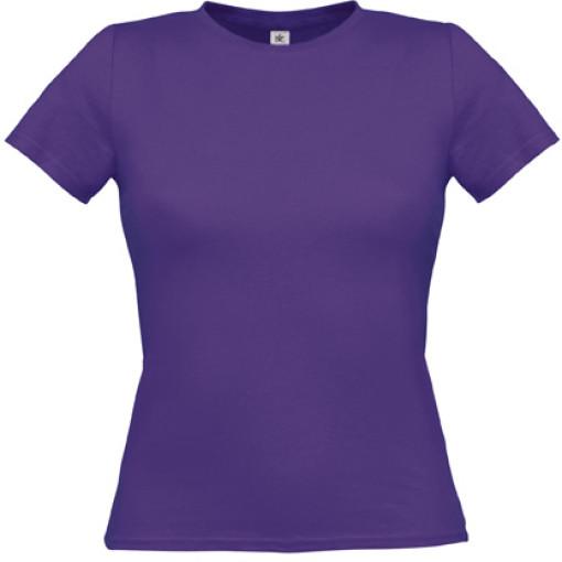 Relatiegeschenk B&C Women-Only T-shirt Dames bedrukken