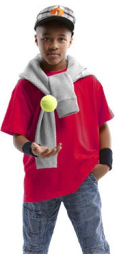 Relatiegeschenk Slazenger Ace T-shirt Kids