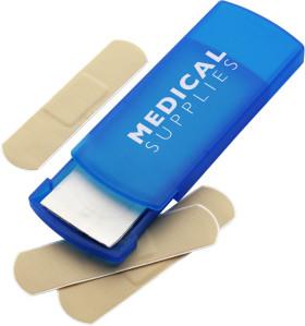 Relatiegeschenk Pleistercassette