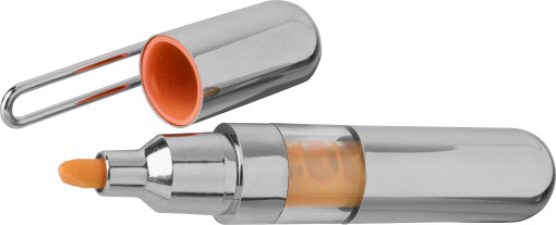 Relatiegeschenk CrisMa design metalen markeerstift bedrukken