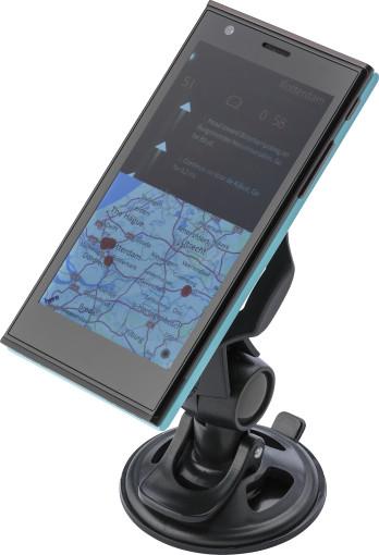Relatiegeschenk Mobiele telefoonhouder Auto bedrukken