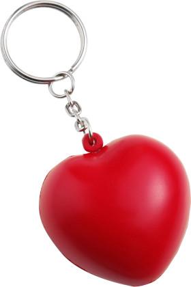 Relatiegeschenk Sleutelhanger Love Heart