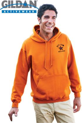 Relatiegeschenk Gildan Ultra Blend Hooded Sweatshirt