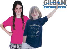 Relatiegeschenk Gildan Heavyweight Cotton Youth T-shirt