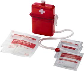 Relatiegeschenk EHBO set in waterdichte bodysafe