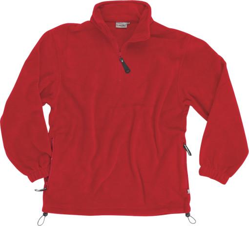 Relatiegeschenk Santino Polarfleece sweater Serfaus II bedrukken