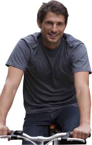 Relatiegeschenk Santino Joy T-shirt bedrukken
