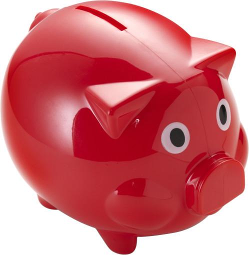 Relatiegeschenk Spaarvarken Save bedrukken