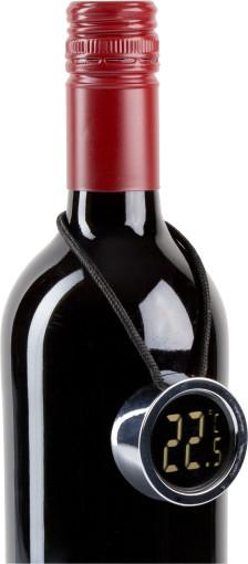Relatiegeschenk Wijnthermometer bedrukken