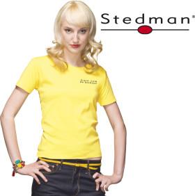 Relatiegeschenk Stedman Comfort t-shirt for her