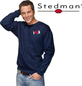 Relatiegeschenk Stedman sweatshirt