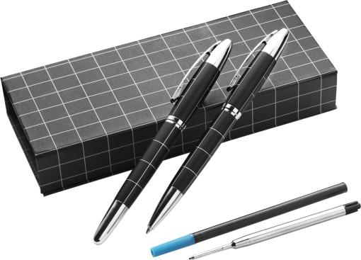 Relatiegeschenk Luxe schrijfset Creative bedrukken
