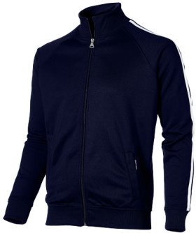 Relatiegeschenk Slazenger Court full zip sweater