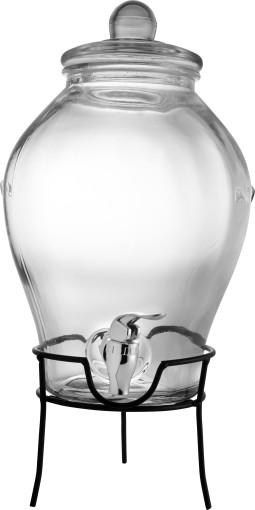 Relatiegeschenk Glazen drankdispenser