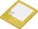 Schuifpuzzel in geel