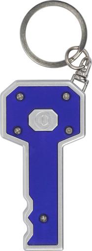 Relatiegeschenk Sleutelhanger Key met lampje