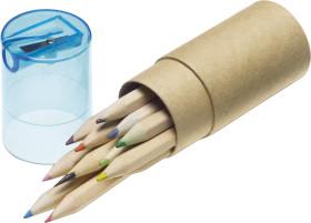 Relatiegeschenk Kleurpotlodenset