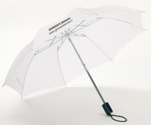 Relatiegeschenk Opvouwbare paraplu Bright