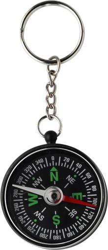 Relatiegeschenk Sleutelhanger Kompas