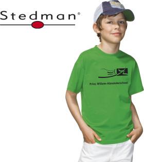 Relatiegeschenk Stedman Junior Classic t-shirt
