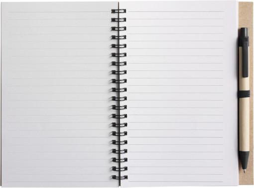 Relatiegeschenk Notitieboekje Recycle bedrukken