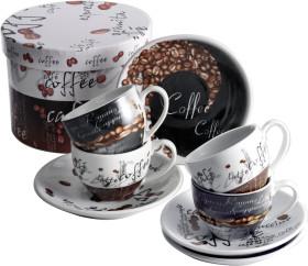 Relatiegeschenk Espresso set 4-delig