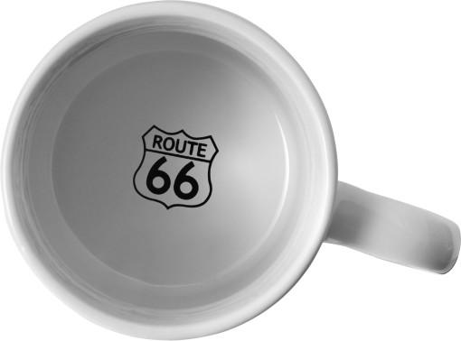 Relatiegeschenk Route 66 mok