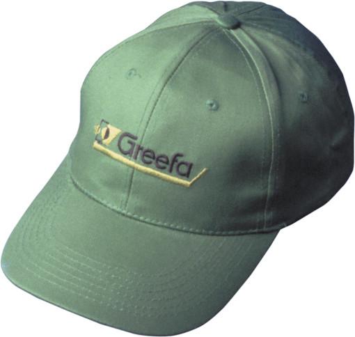 Relatiegeschenk Custom made caps bedrukken