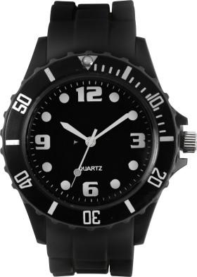 Relatiegeschenk Siliconen horloge
