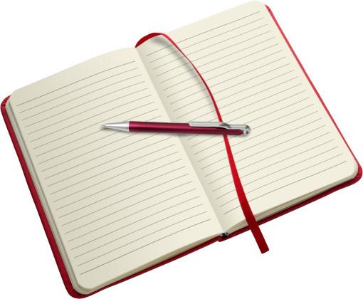 Relatiegeschenk Notebook Desk bedrukken