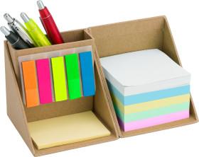 Relatiegeschenk Memohouder Desk