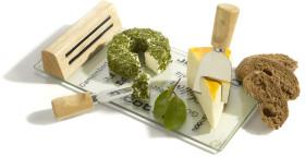 Relatiegeschenk Kaasplank Camembert