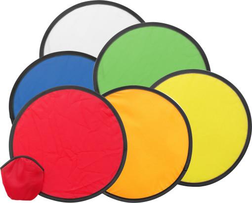 Relatiegeschenk Opvouwbare frisbee bedrukken