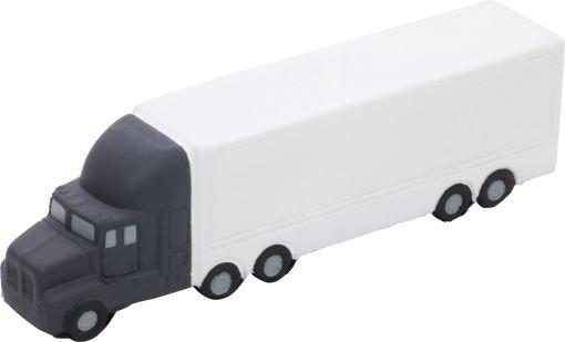 Relatiegeschenk Anti-stress vrachtauto bedrukken