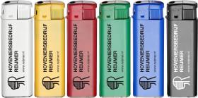 Relatiegeschenk Unilite aansteker Colourful