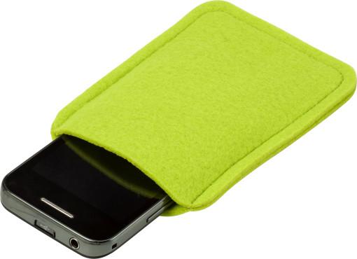Relatiegeschenk Mobiele telefoonhouder Simply bedrukken