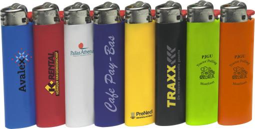 Relatiegeschenk Bic Maxi aansteker bedrukken