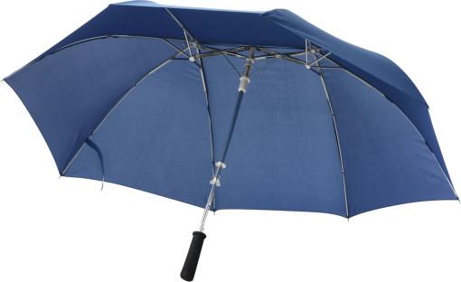 Relatiegeschenk 2-persoons paraplu Duo bedrukken