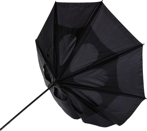 Relatiegeschenk Stormparaplu bedrukken