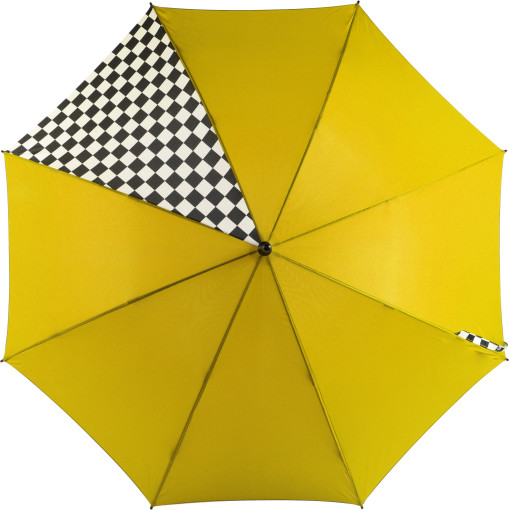 Relatiegeschenk Paraplu Formule 1 bedrukken
