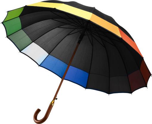 Relatiegeschenk Paraplu Rainbow bedrukken