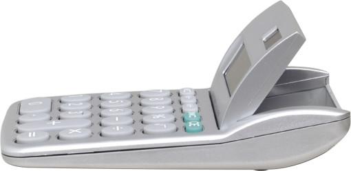 Relatiegeschenk Dual power bureaucalculator bedrukken