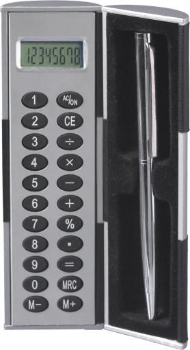 Relatiegeschenk Calculator Turn Around bedrukken