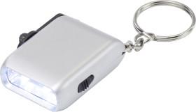 Relatiegeschenk Mini dynamolamp met sleutelhanger