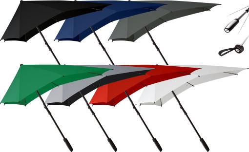 Relatiegeschenk senz° smart paraplu bedrukken