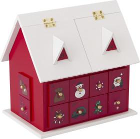 Relatiegeschenk Adventshuis Kerst