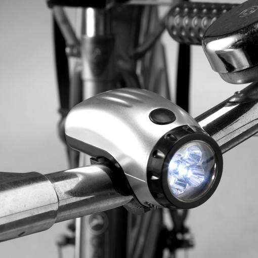 Relatiegeschenk Fietslamp Town bedrukken