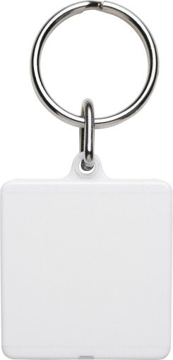 Relatiegeschenk Sleutelhanger Shopper bedrukken
